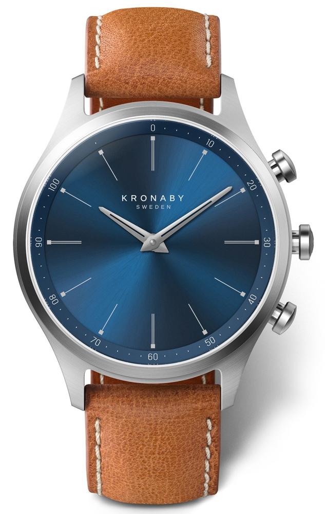 Kronaby S3124-1 - zegarek męski