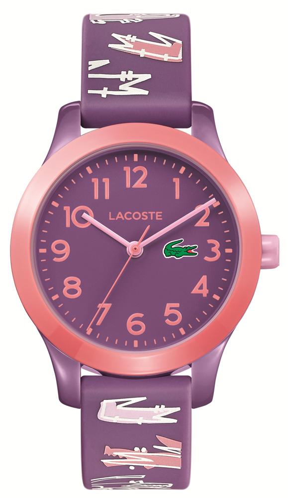 Lacoste 2030020 - zegarek dla dziewczynki