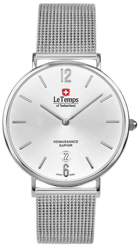Le Temps LT1018.01BS01 - zegarek męski
