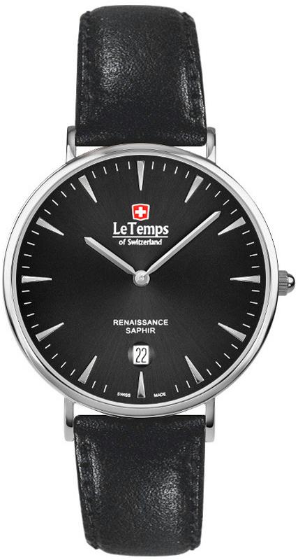 Le Temps LT1018.07BL01 - zegarek męski