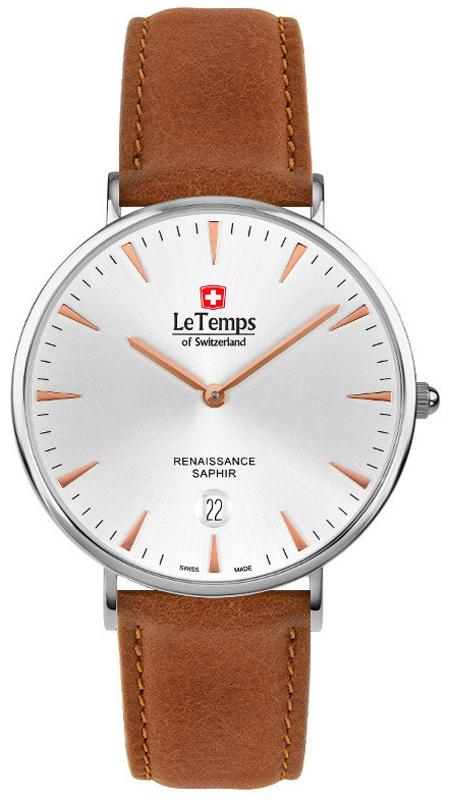 Le Temps LT1018.46BL02 - zegarek męski