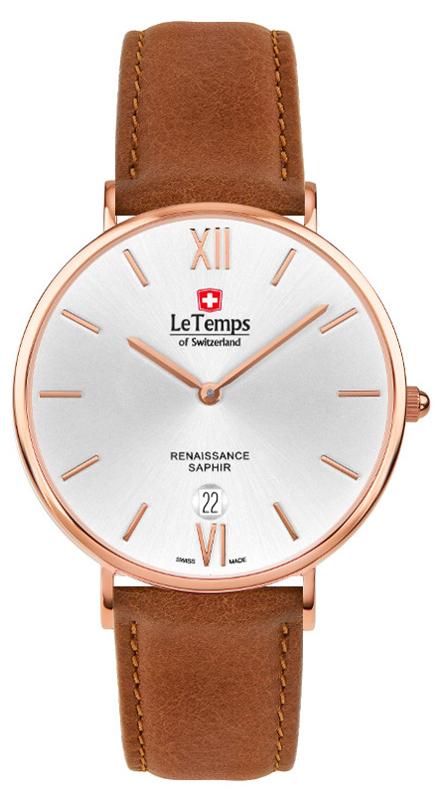 Le Temps LT1018.52BL52 - zegarek męski
