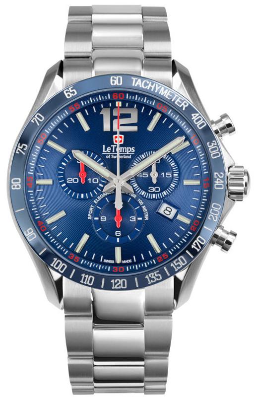 Le Temps LT1041.19BS01 - zegarek męski