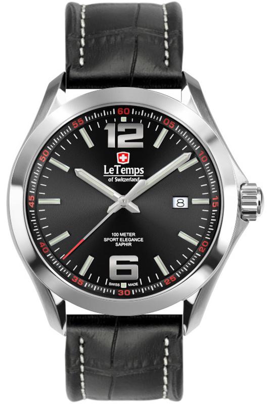 Le Temps LT1040.08BL01 - zegarek męski
