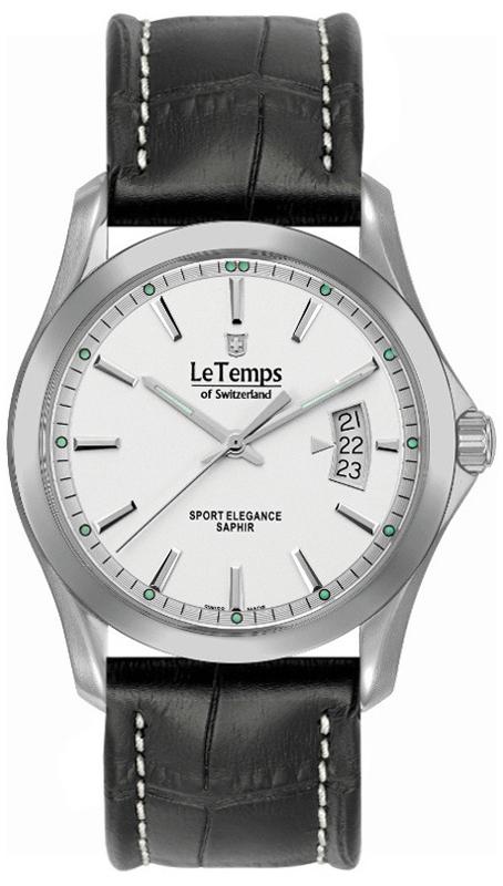 Le Temps LT1080.11BL01 - zegarek męski