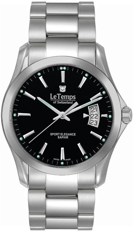 Le Temps LT1080.12BS01 - zegarek męski