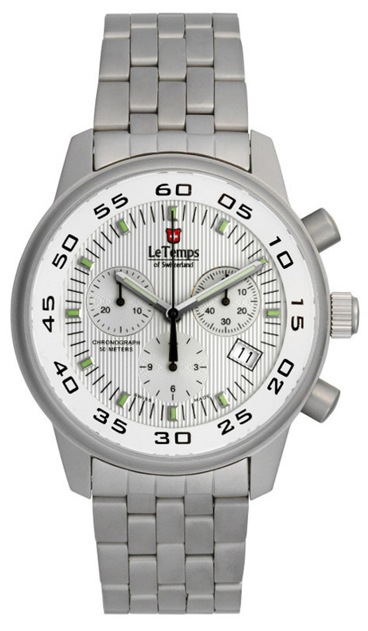 Le Temps LT1066.21BS01 - zegarek męski