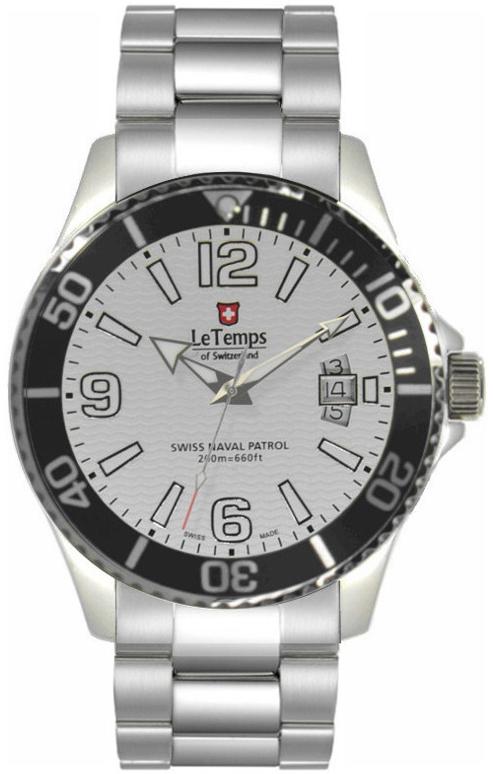 Le Temps LT1081.02BS01 - zegarek męski