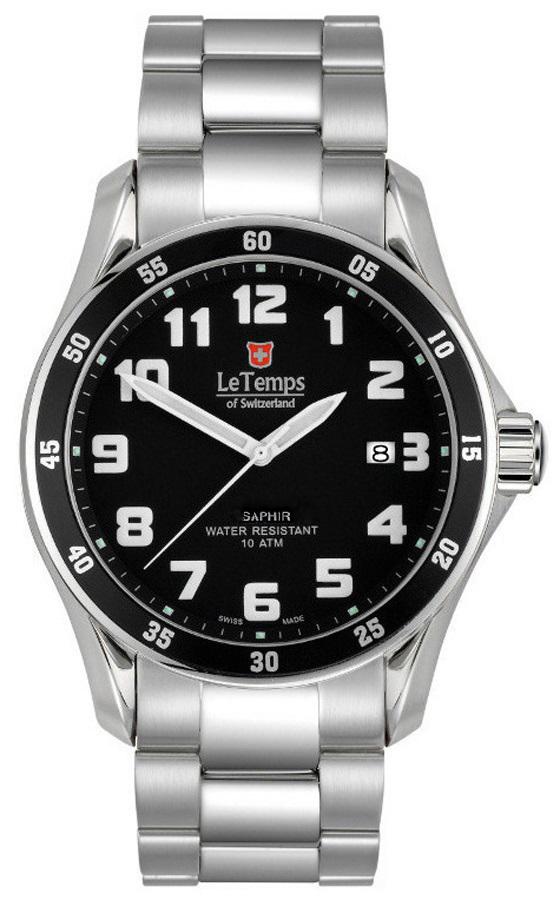 Le Temps LT1078.01BS01 - zegarek męski