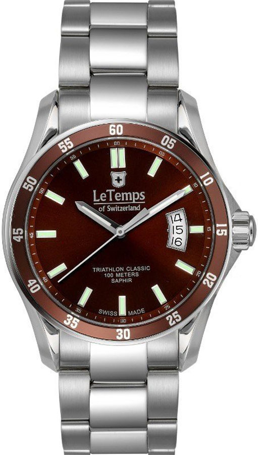 Le Temps LT1078.16BS01 - zegarek męski