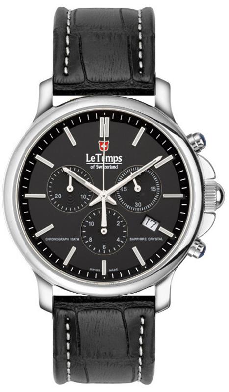 Le Temps LT1057.12BL01 - zegarek męski