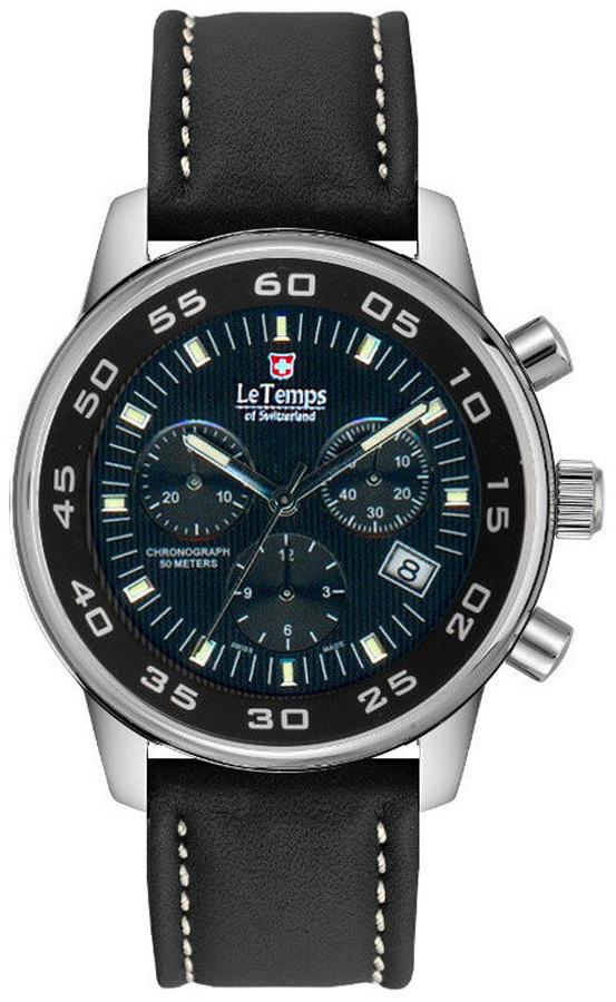 Le Temps LT1066.22BL11 - zegarek męski