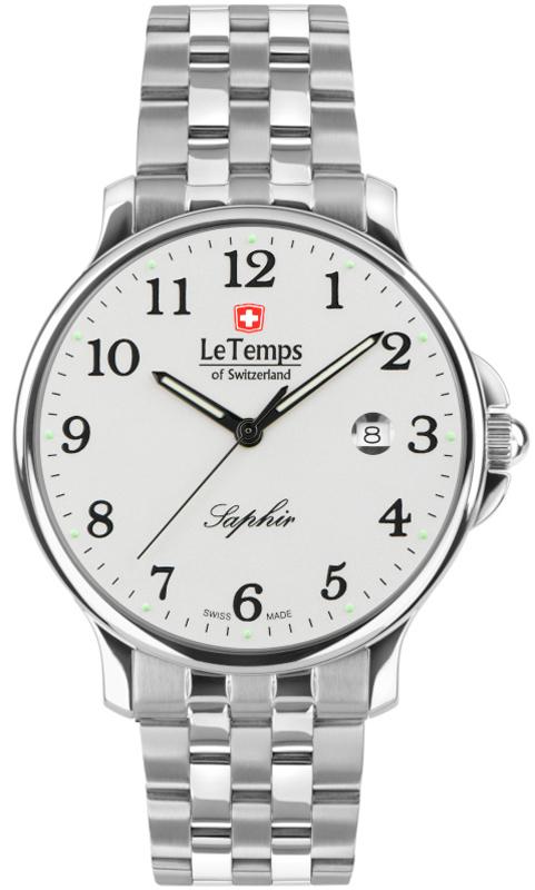 Le Temps LT1067.01BS01 - zegarek męski