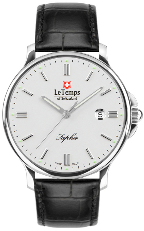 Le Temps LT1067.03BL01 - zegarek męski