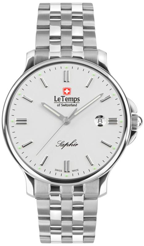 Le Temps LT1067.03BS01 - zegarek męski