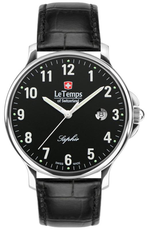 Le Temps LT1067.07BL01 - zegarek męski