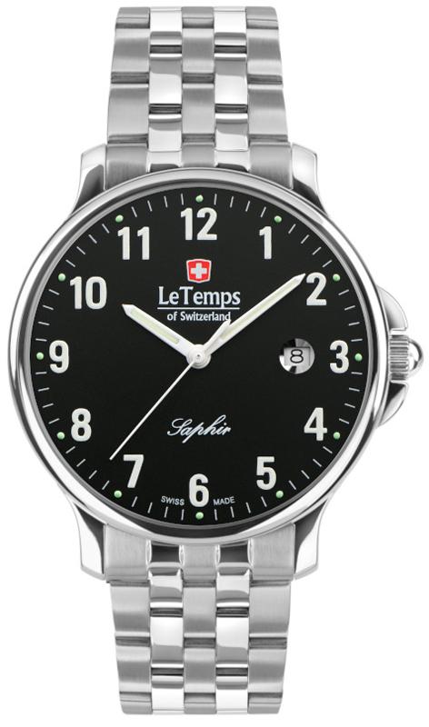 Le Temps LT1067.07BS01 - zegarek męski