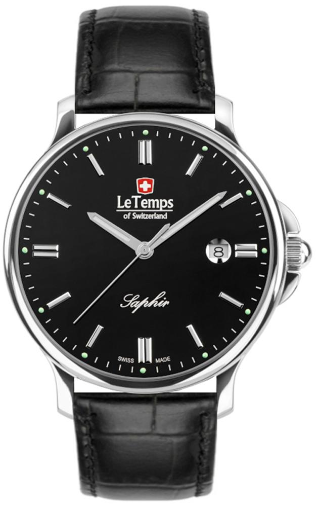 Le Temps LT1067.11BL01 - zegarek męski