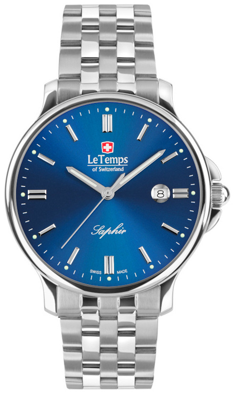 Le Temps LT1067.13BS01 - zegarek męski