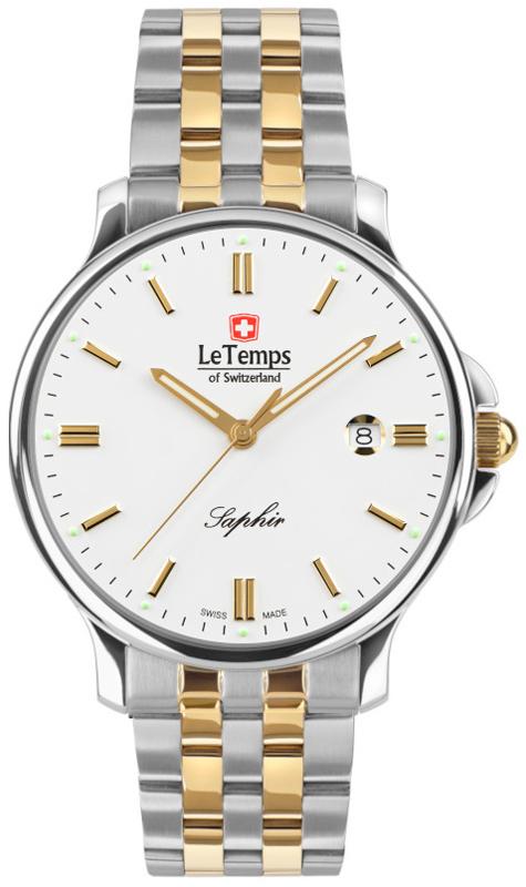 Le Temps LT1067.44BT01 - zegarek męski