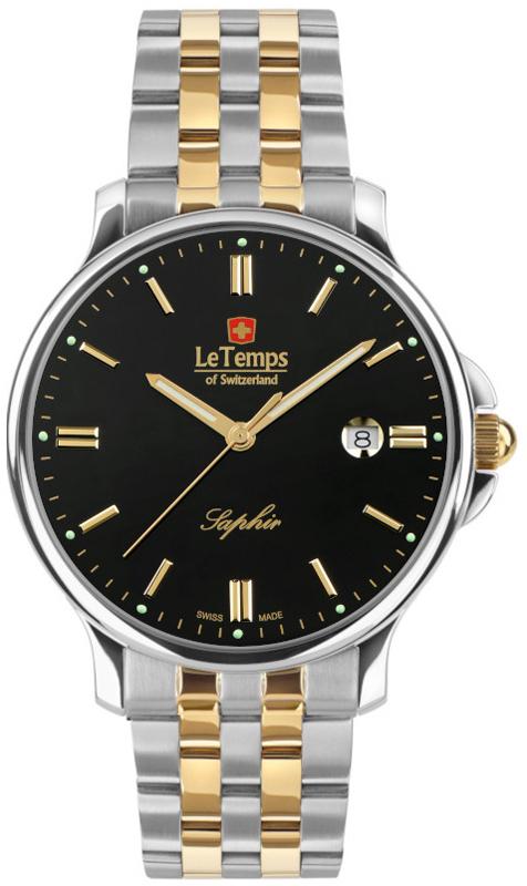 Le Temps LT1067.45BT01 - zegarek męski