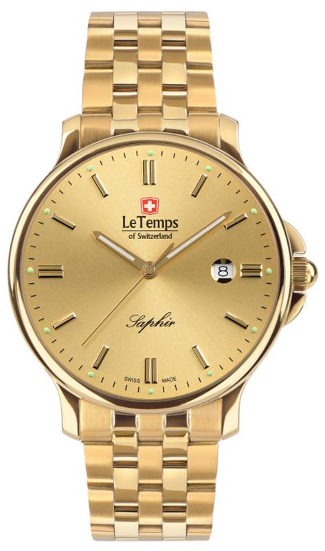 Le Temps LT1067.56BD01 - zegarek męski
