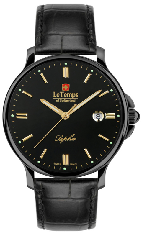 Le Temps LT1067.75BL31 - zegarek męski