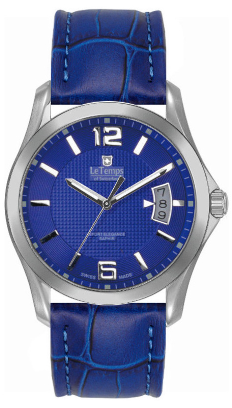 Le Temps LT1080.03BL03 - zegarek męski