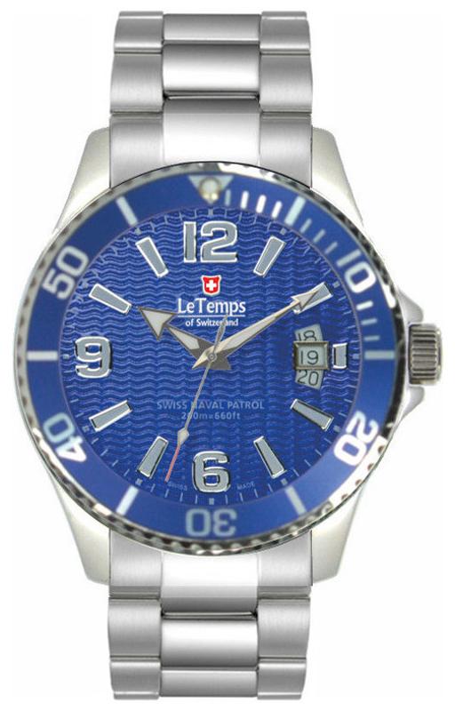 Le Temps LT1081.03BS01 - zegarek męski