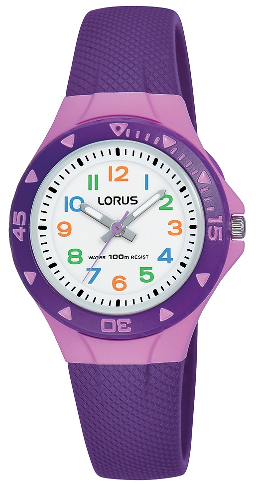 Lorus R2349MX9 - zegarek dla dziewczynki