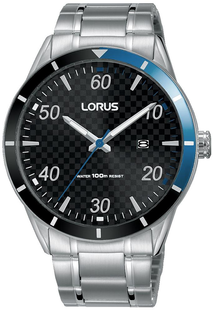 Lorus RH923KX9 - zegarek męski