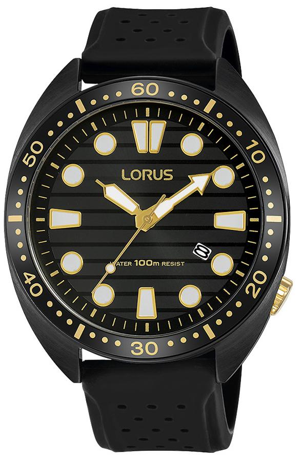 Lorus RH927LX9 - zegarek męski