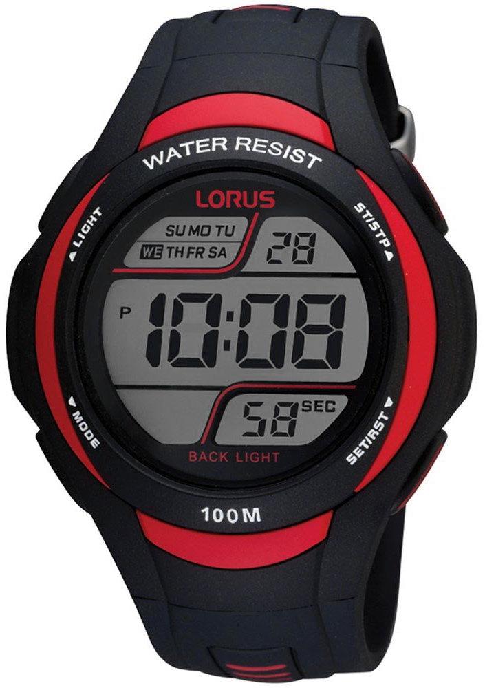 Lorus R2307EX9 - zegarek męski