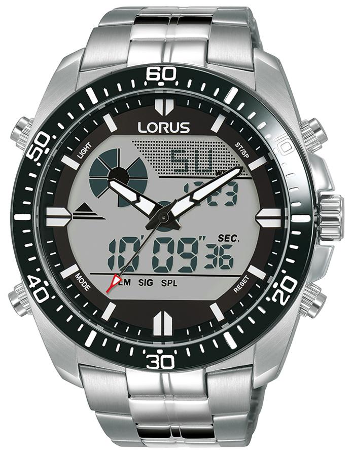 Lorus R2B03AX9 - zegarek męski