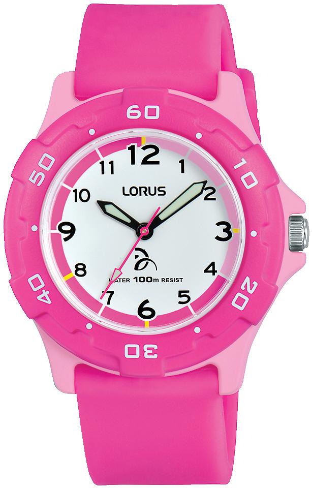 Lorus RRX17GX9 - zegarek dla dziewczynki