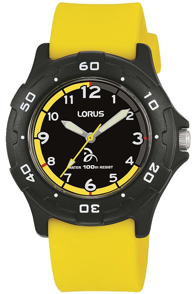 Lorus RRX23GX9 - zegarek dla chłopca