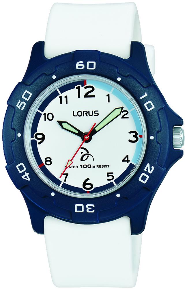 Lorus RRX29GX9 - zegarek dla dzieci