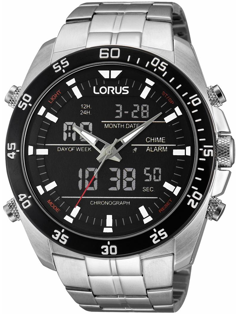 Lorus RW611AX9 - zegarek męski