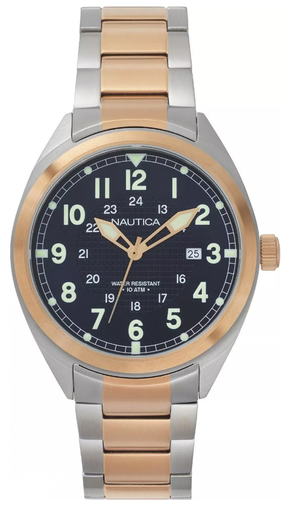 Nautica NAPBTP007 - zegarek męski