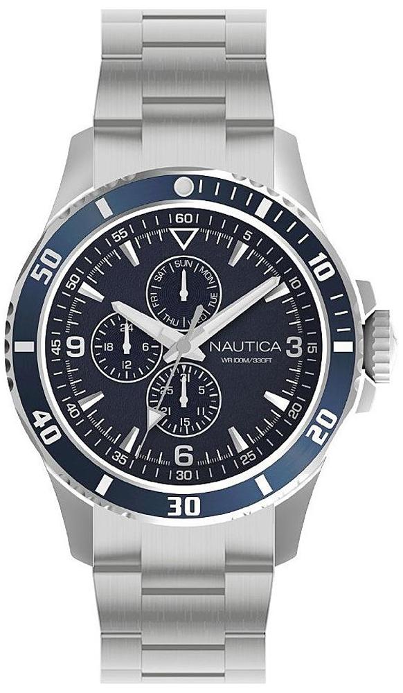 Nautica NAPFRB018 - zegarek męski