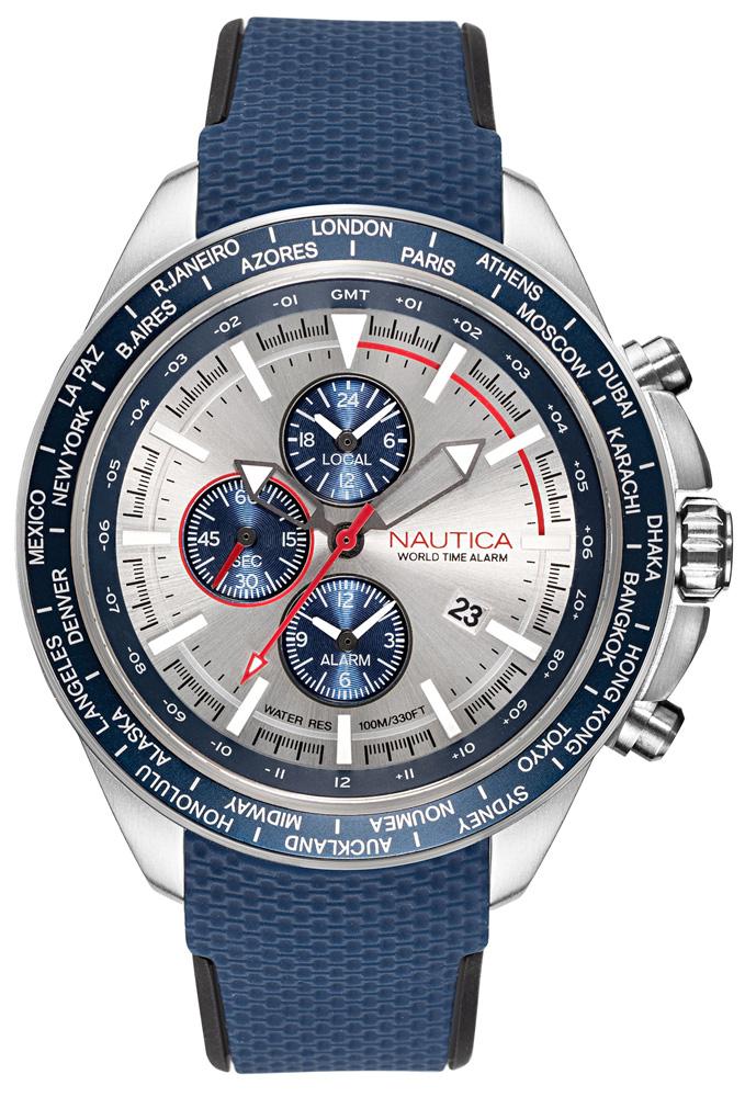 Nautica NAPOBP902 - zegarek męski