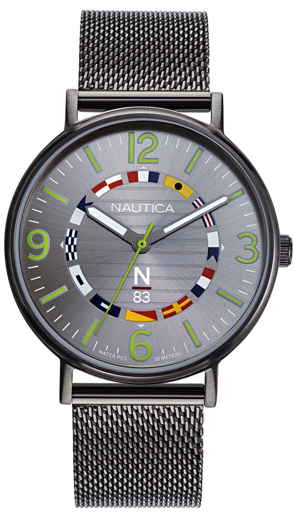 Nautica NAPWGS906 - zegarek męski