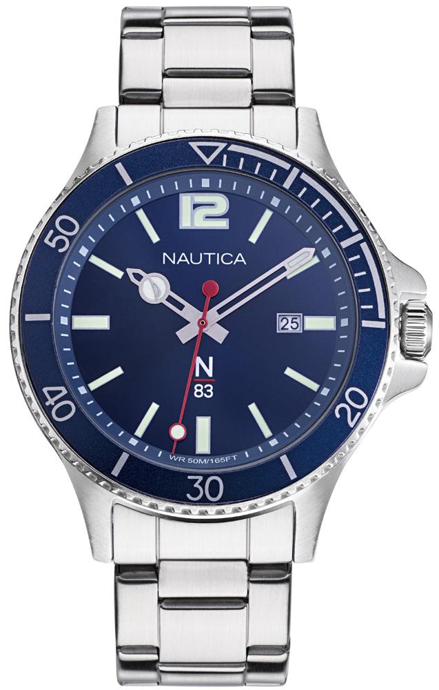 Nautica NAPABS909 - zegarek męski