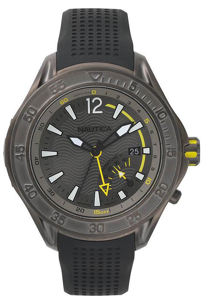Nautica NAPBRW003 - zegarek męski