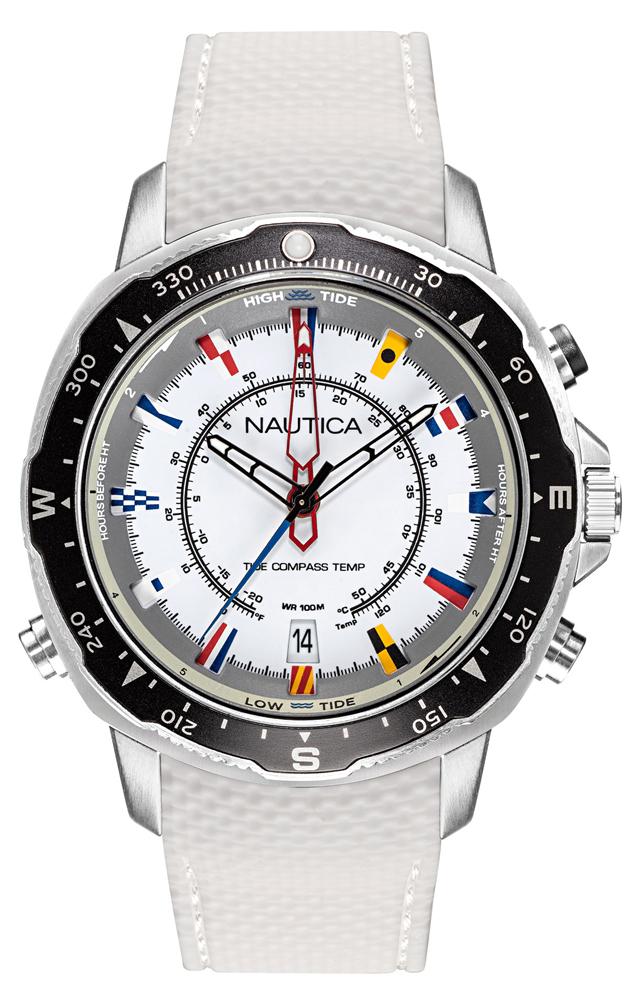 Nautica NAPSSP903 - zegarek męski