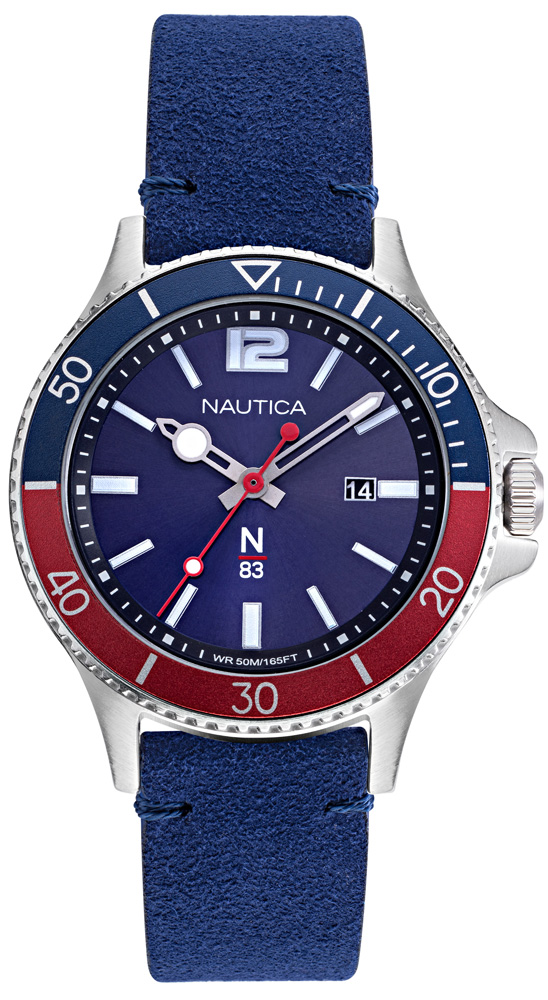 Nautica NAPABF917 - zegarek męski