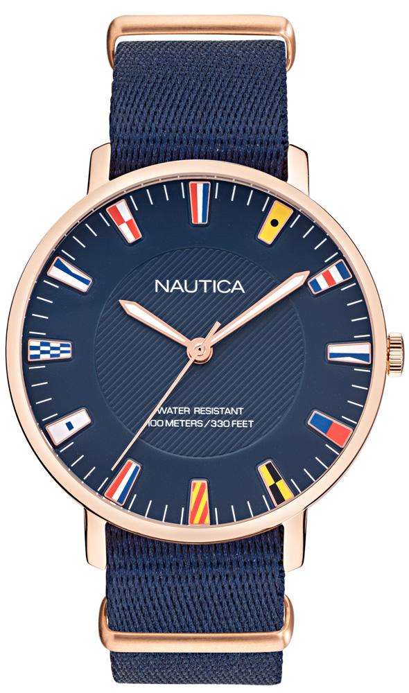 Nautica NAPCRF902 - zegarek męski