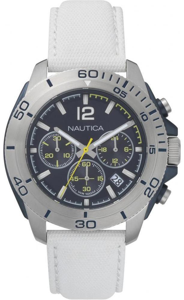 Nautica NAPADR002 - zegarek męski
