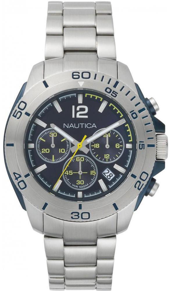 Nautica NAPADR004 - zegarek męski