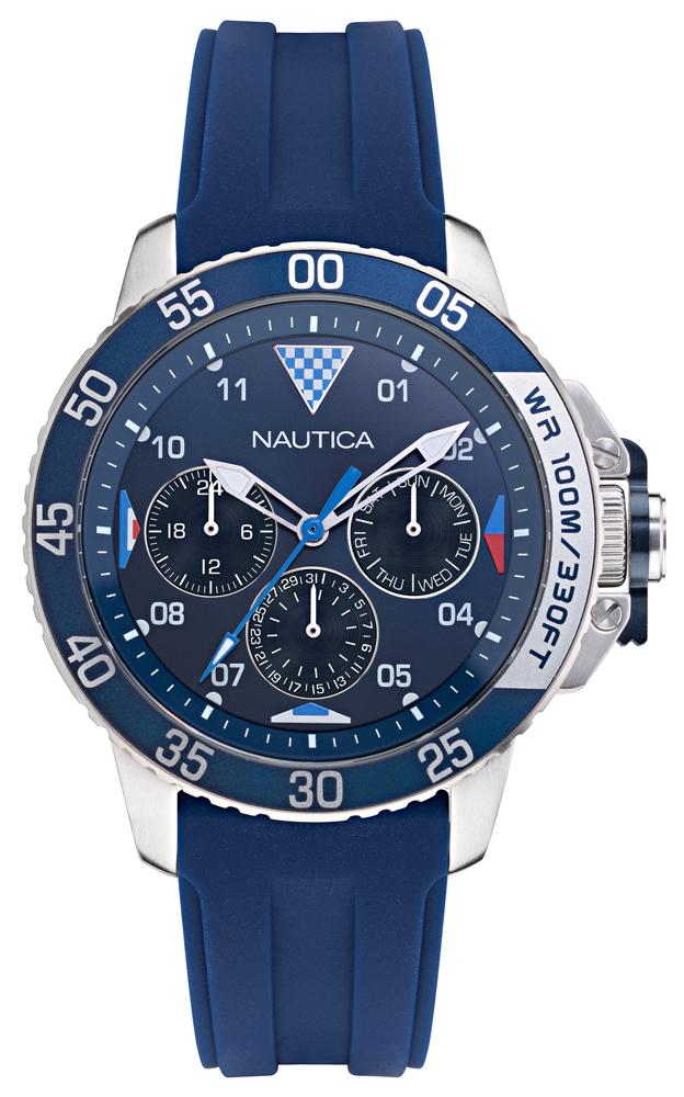 Nautica NAPBHS009 - zegarek męski